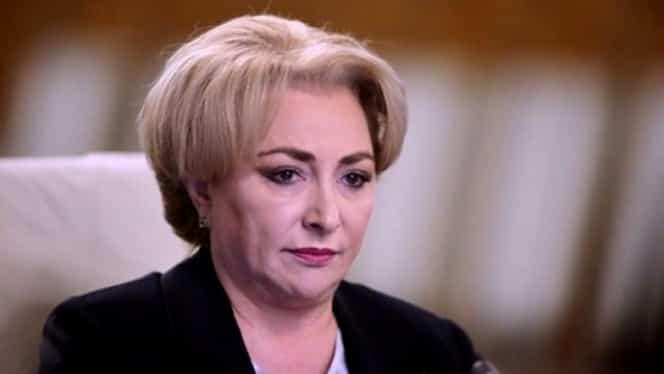 Viorica Dăncilă a vorbit despre demisie în cazul în care proiectul cu autostrăzile va eșua! Ce a zis premierul