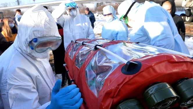 Autoritățile de la Beijing ascund numărul real al morților în cazul epidemiei de coronavirus. Bilanțul adevărat, publicat de compania chineză Tencent