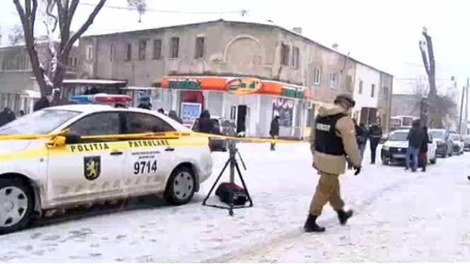 Video + foto. Explozie devastatoare în capitala Moldovei! Cel puţin 2 morţi