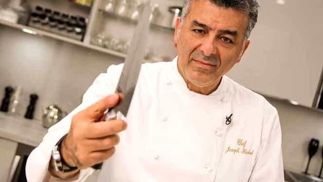 Celebrul bucătar Joseph Hadad, de urgență la spital! Juratul Master Chef, suspect de infarct
