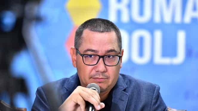 """Există viață după coronavirus? Previziunile lui Ponta: """"Vom avea 300.000 de șomeri în aprilie"""""""