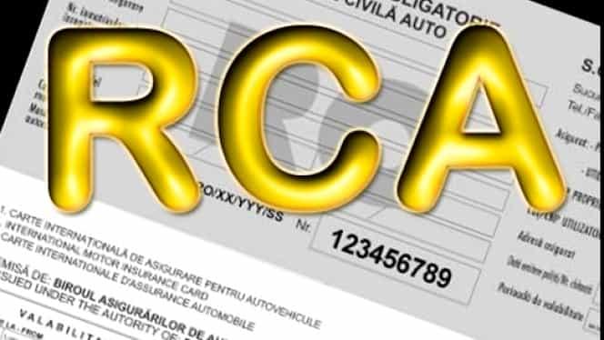 Anunț pentru șoferi! Noi obligații privind RCA! Ce se întamplă când se schimbă numărul de înmatriculare al mașinii