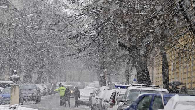 Prognoza meteo sâmbătă 1 decembrie 2018. Se anunță vreme deosebit de rece!