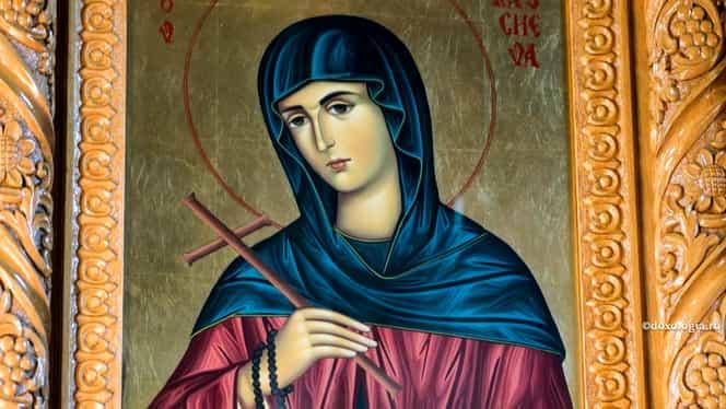 Cine a fost Sfânta Parascheva. De ce o sărbătorim pe 14 octombrie