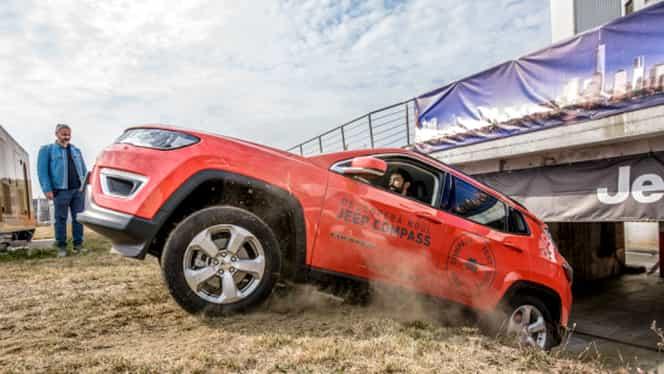 Noul Jeep Compass: cel mai capabil SUV compact fabricat până acum GALERIE FOTO