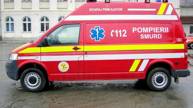 Accident înfiorător într-o școală din Constanța! Un elev de 12 ani s-a aruncat de la etajul doi