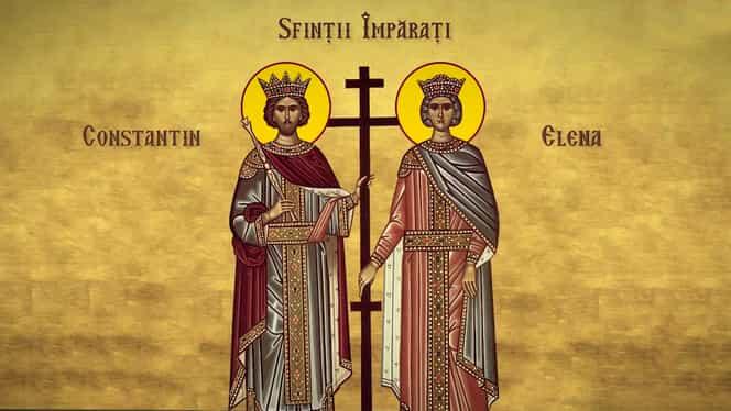 Superstiții și tradiții de sfinții Constantin și Elena. E interzis să faci acest lucru