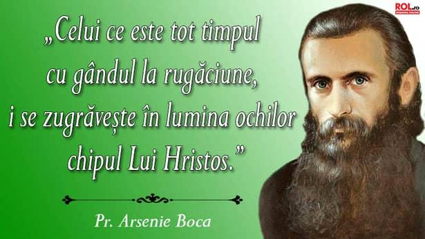 Părintele Arsenie Boca a scris 4 cărți de rugăciuni pentru cei care cred cu adevărat în Dumnezeu