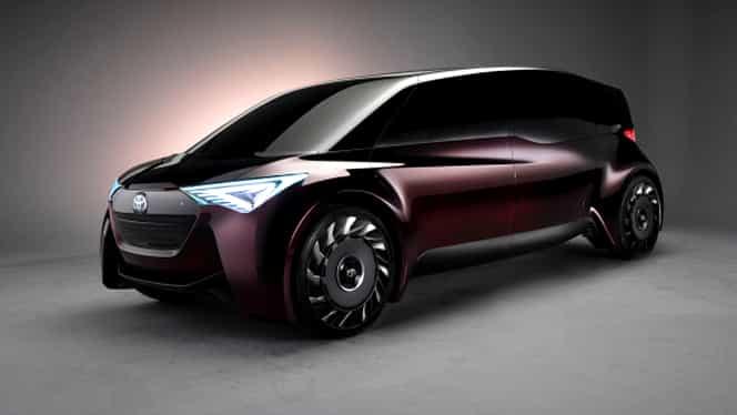 Toyota dezvoltă cauciucuri fără aer şi cu motoare proprii! Pe ce autoturisme vor fi montate!