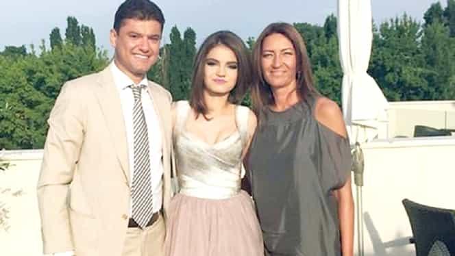 Fiica lui Cristian Boureanu, transformată de operaţii estetice! Ioana este schimbată total. FOTO