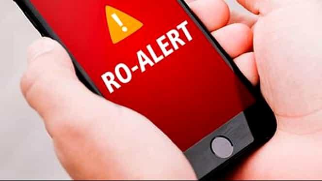 Sistemul RO-Alert, folosit în București! Alertă de urgență, de la ISU