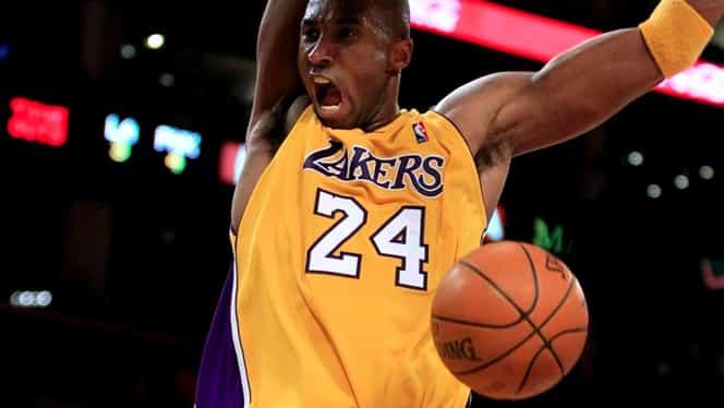 """Video. """"Dear Basketball"""", filmul lui Kobe Bryant, nominalizat la Oscar! """"E dincolo de orice imaginaţie"""""""