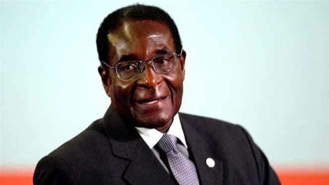 Preşedintele Robert Mugabe şi-a dat demisia de la cârma statului Zimbabwe. Bucurie pe străzile ţării!