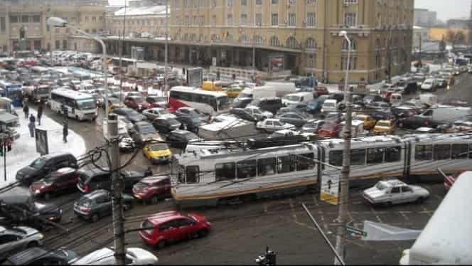 Alertă în Bucureşti! S-a accesat ilegal sistemul de semaforizare