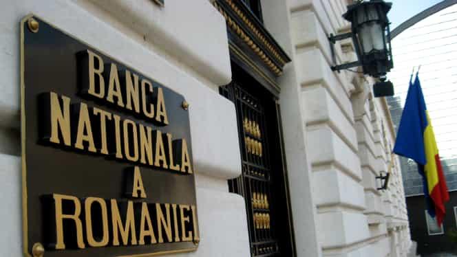 BNR: Rezervele valutare au crescut, cele de aur au rămas constante