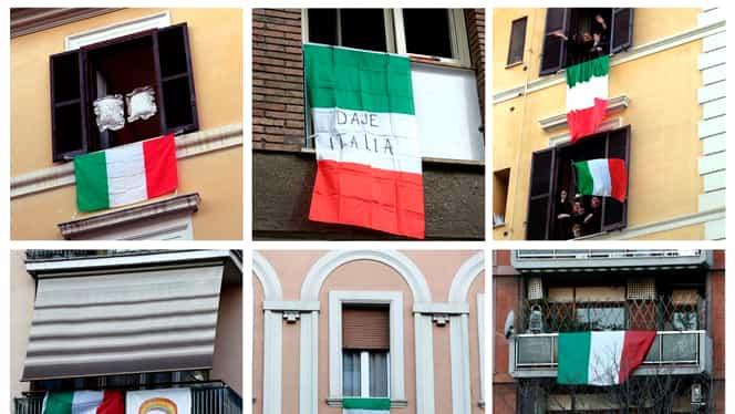 Guvernul italian, ajutor pentru familiile afectate de coronavirus! Bonuri pentru cumpărături în valoare de 300 de euro