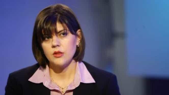 Laura Codruța Kovesi, al treilea dosar penal la Parchetul General! Fosta șefă a DNA ar fi acuzată de șantaj