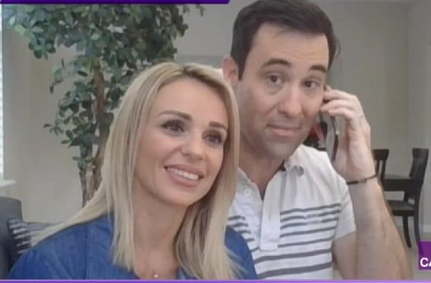 Catrinel Sandu și noul soț