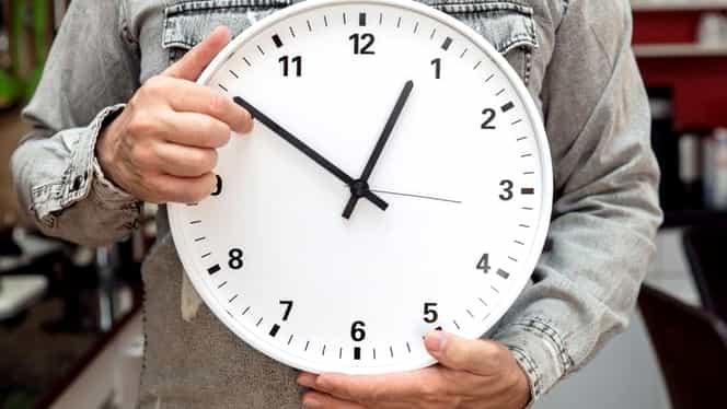 Când trecem la ora de iarnă? Săptămâna viitoare trebuie să dăm ceasul înapoi cu o oră