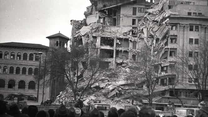 Singura înregistrare audio a cutremurului din 1977 este terifiantă. Ce s-a auzit de fapt! AUDIO