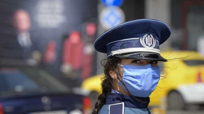 Femeia care a furat măşti, mănuşi şi dezinfectanţi din Spitalul Judeţean Piteşti a fost reţinută! E angajată a unității medicale