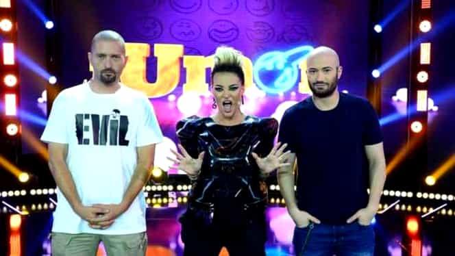 Emisiunea iUmor Live pe Antena 1 – Ediția de vineri, 1 noiembrie