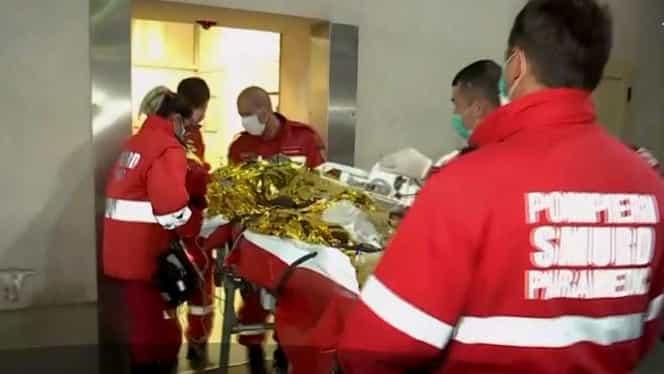 A murit tânărul ars în explozia de la Piatra Neamț. Alexandru Gabriel era internat într-un spital din Belgia