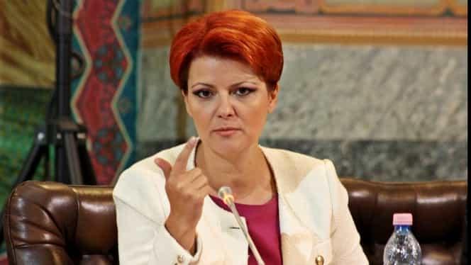 """Liderii USR, amenințați cu închisoarea de Lia Olguța Vasilescu: """"Dragnea a fost condamnat pentru asta"""""""