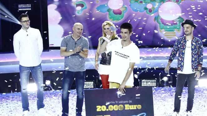 Ce s-a ales de câștigătorul de anul trecut al iUmor. Ce face acum Andrei Cojocaru