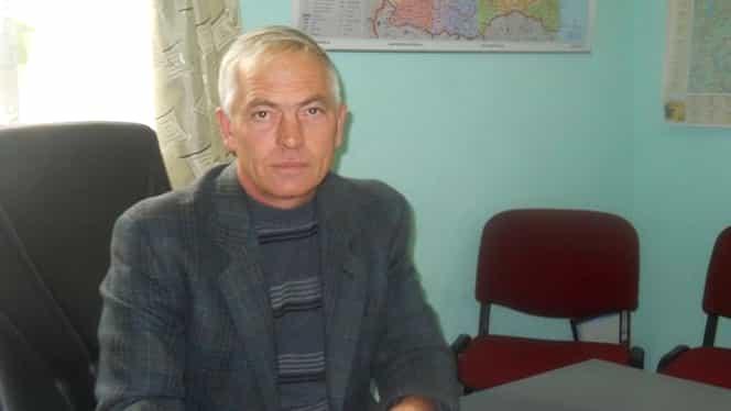 Primarul Vasile Voina a murit! Nimeni nu a știut!