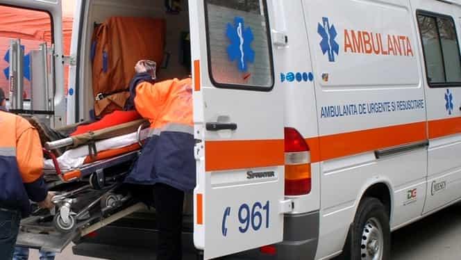 Explozie cu răniți într-un troleibuz din Brașov! Scenele au fost de groază!