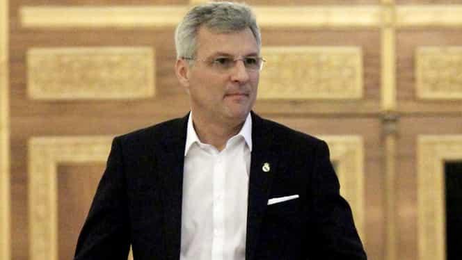 Daniel Zamfir a devenit oficial membru PSD. Senatorul este la al treilea partid în acest mandat