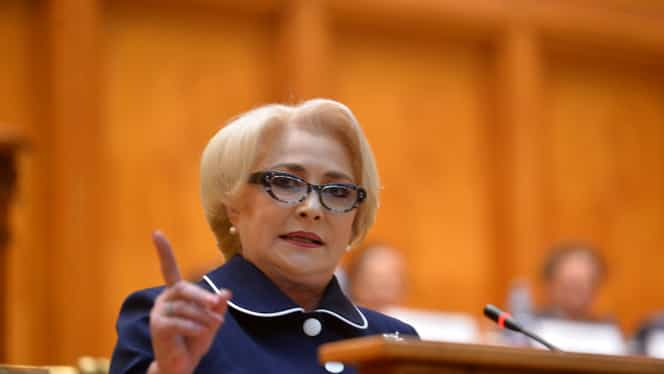 Guvernul sesizează CCR pe tema remanierii. Ce spune Viorica Dăncilă despre acest subiect