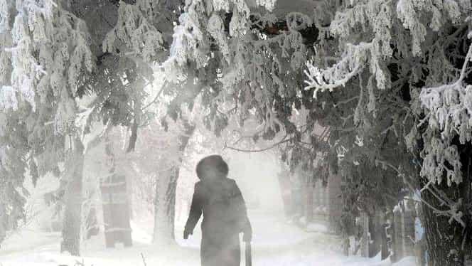 Prognoza meteo 23 ianuarie. Se opresc ninsorile, dar vine gerul!