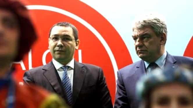 """Se scindează Pro România. Mihai Tudose îl atacă pe Victor Ponta și îi cere demisia: """"Are exact școala lui Dragnea"""""""