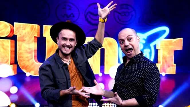Începe iUmor, sezonul 6. Şerban Copoţ şi Dan Badea sunt prezentatorii