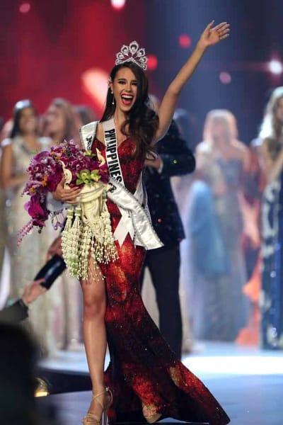 Cine este câștigătoarea Miss Universe 2018! Catriona Gray, Filipine, este cea mai frumoasă femeie din lume