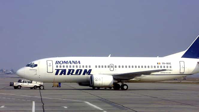 Compania Tarom anunță suspendare zborurilor pe ruta București – Istanbul timp de o lună