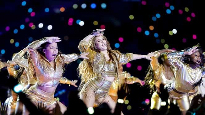 Shakira și Jennifer Lopez au făcut senzație la Super Bowl 2020! Divele muzicii, apariții de neuitat. Galerie foto + Video