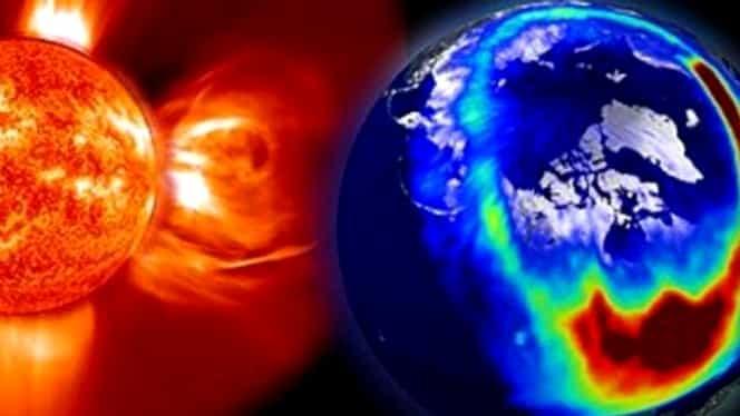 Anunţ îngrijorător făcut de astronomii de la NASA. O furtună solară va lovi miercuri Pământul