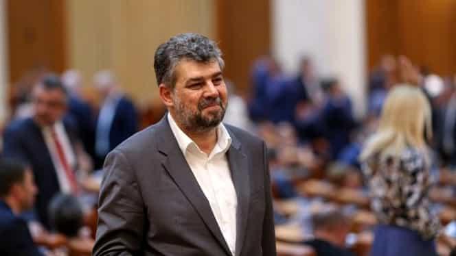 Marcel Ciolacu, gata să fie președinte interimar PSD! I-a promis Vioricăi Dăncilă un post de parlamentar în 2020