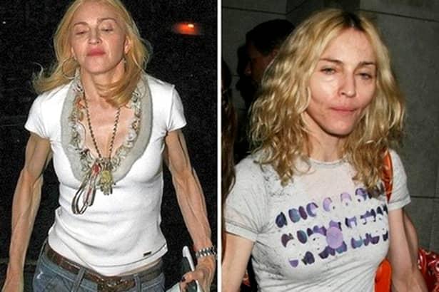 Madonna, pozează doar în lenjerie transparentă la cei 60 de ani (10)