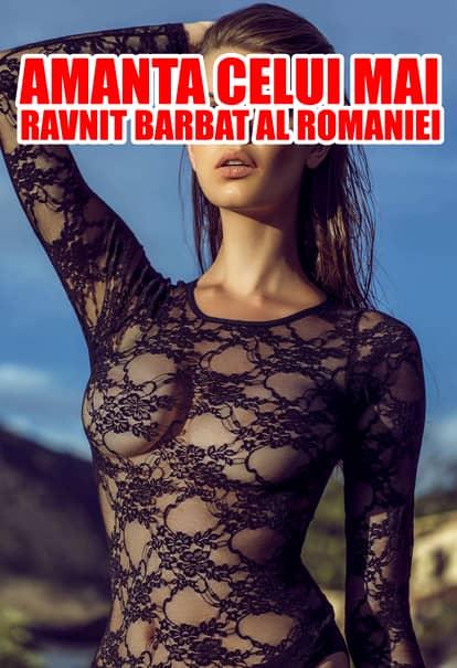 Galerie FOTO. Ea e AMANTA celui mai RÎVNIT bărbat al României! Arată DEMENŢIAL!