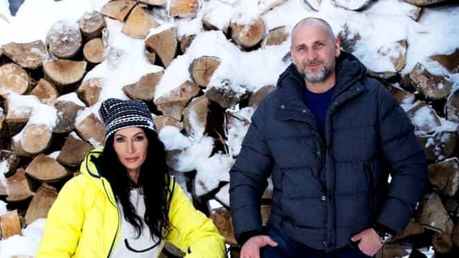Mihaela Rădulescu, la Ferma, cu geantă și cizme Chanel de 6.000 de euro! FOTO