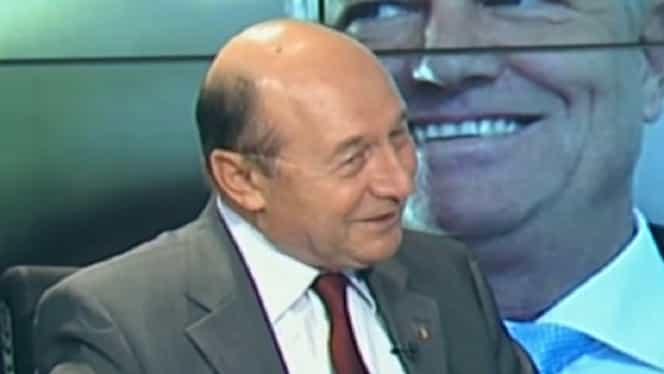 Traian Băsescu nu crede în sondajele apărute în presă și îi dă șanse Vioricăi Dăncilă să ajungă în turul II la prezidențiale