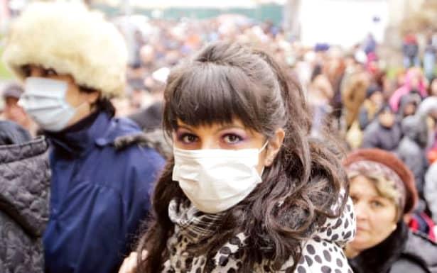 A fost declarată epidemie de gripă în Ungaria și Bulgaria