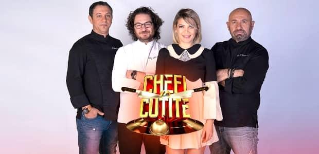 Live Stream Online Chefi la Cuțite pe Antena 1 – Ediția de marți, 17 septembrie