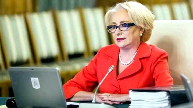 Urările românilor pentru premierul Viorica Dăncilă de ziua sa