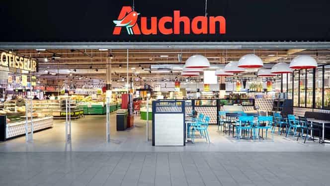Program Auchan de Crăciun. Orarul hipermarketului pe 24, 25 și 26 decembrie
