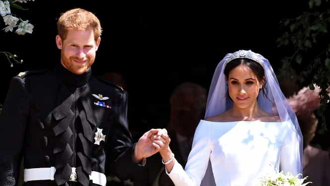 Secretul din ziua căsniciei dintre Meghan Markle și Prințul Harry. Gestul făcut de fostul duce de Sussex